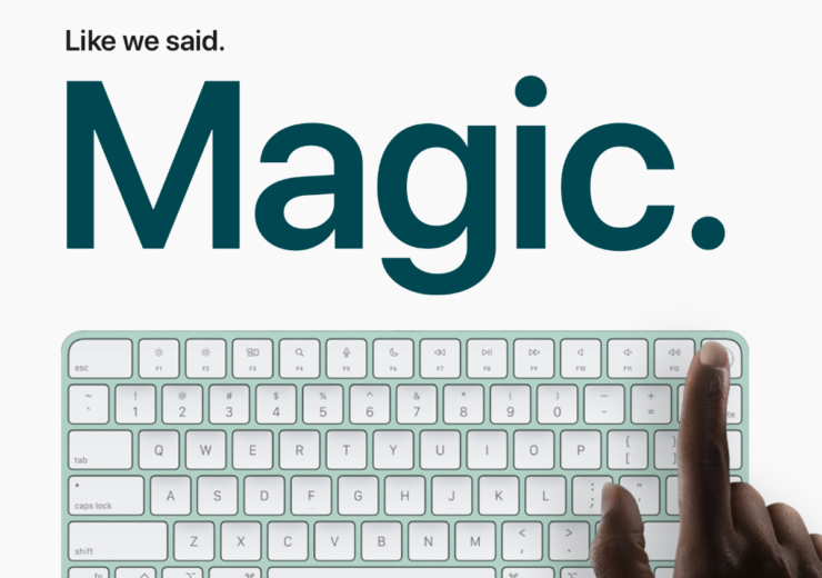 Magic Keyboard with Touch will work with any MacBook with a built-in Touch ID sensor and Secure Enclave