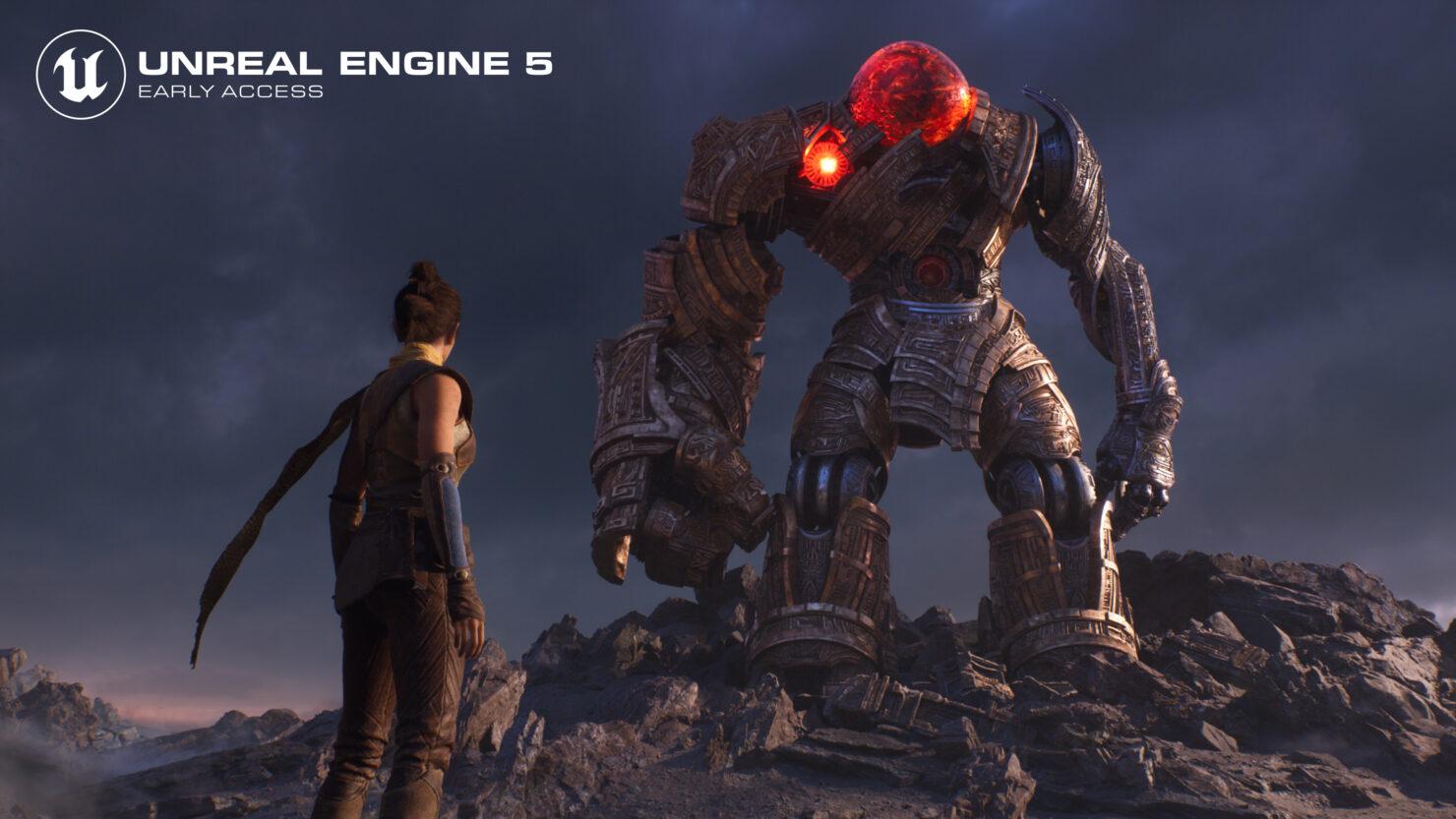 UE5 Unreal Engine 5