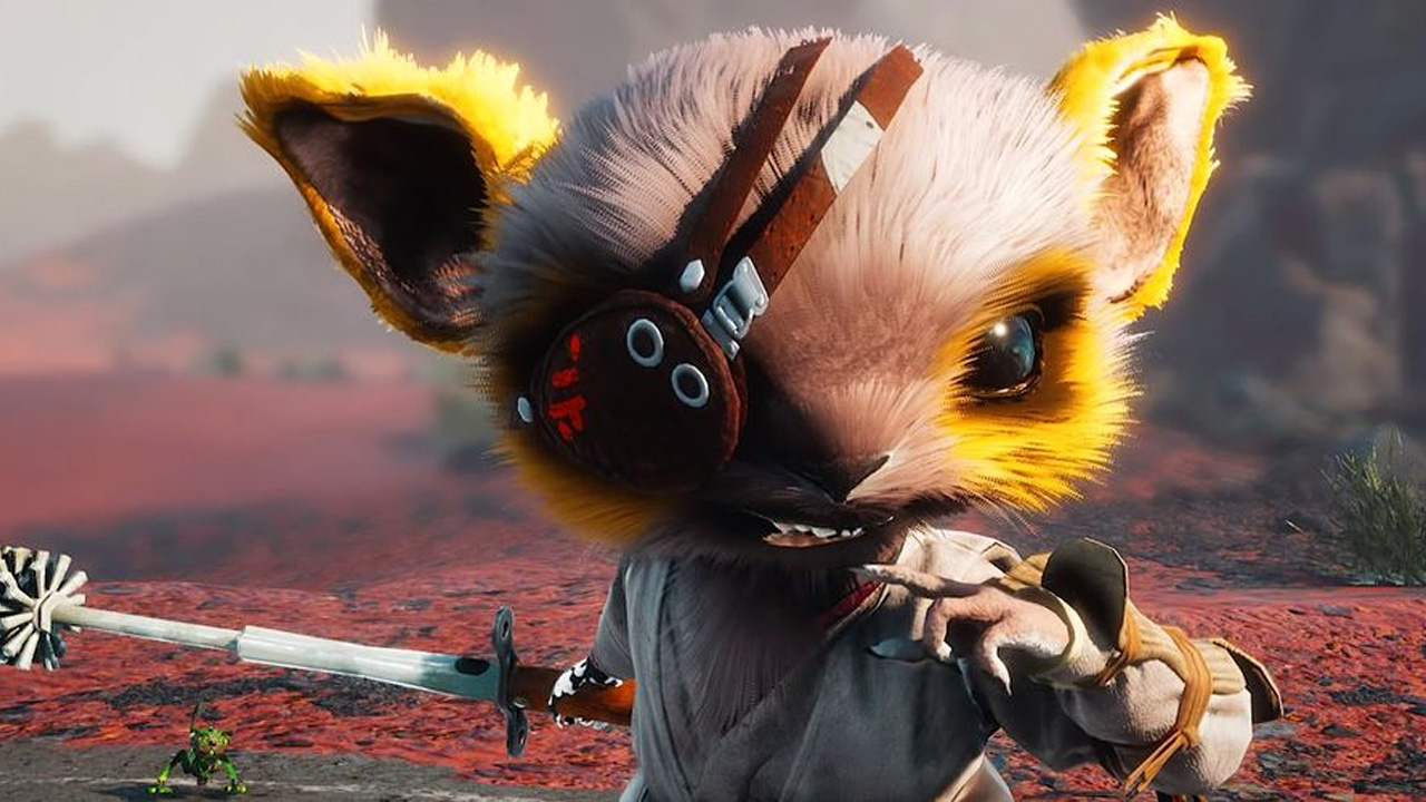 Biomutant Footage Showcases Performance on PC, Xbox One, Xbox One X, PS4, and PS4 Pro