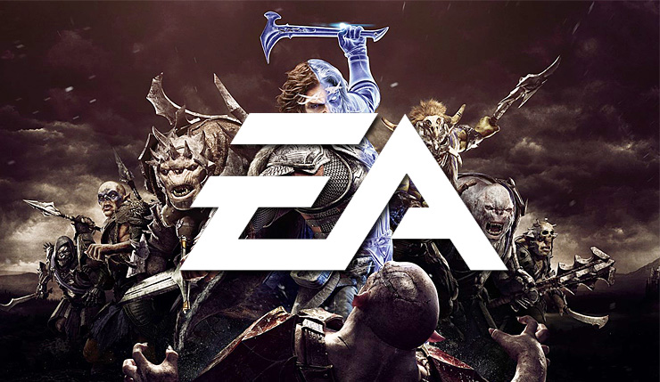 EA Middle-Earth Monolith