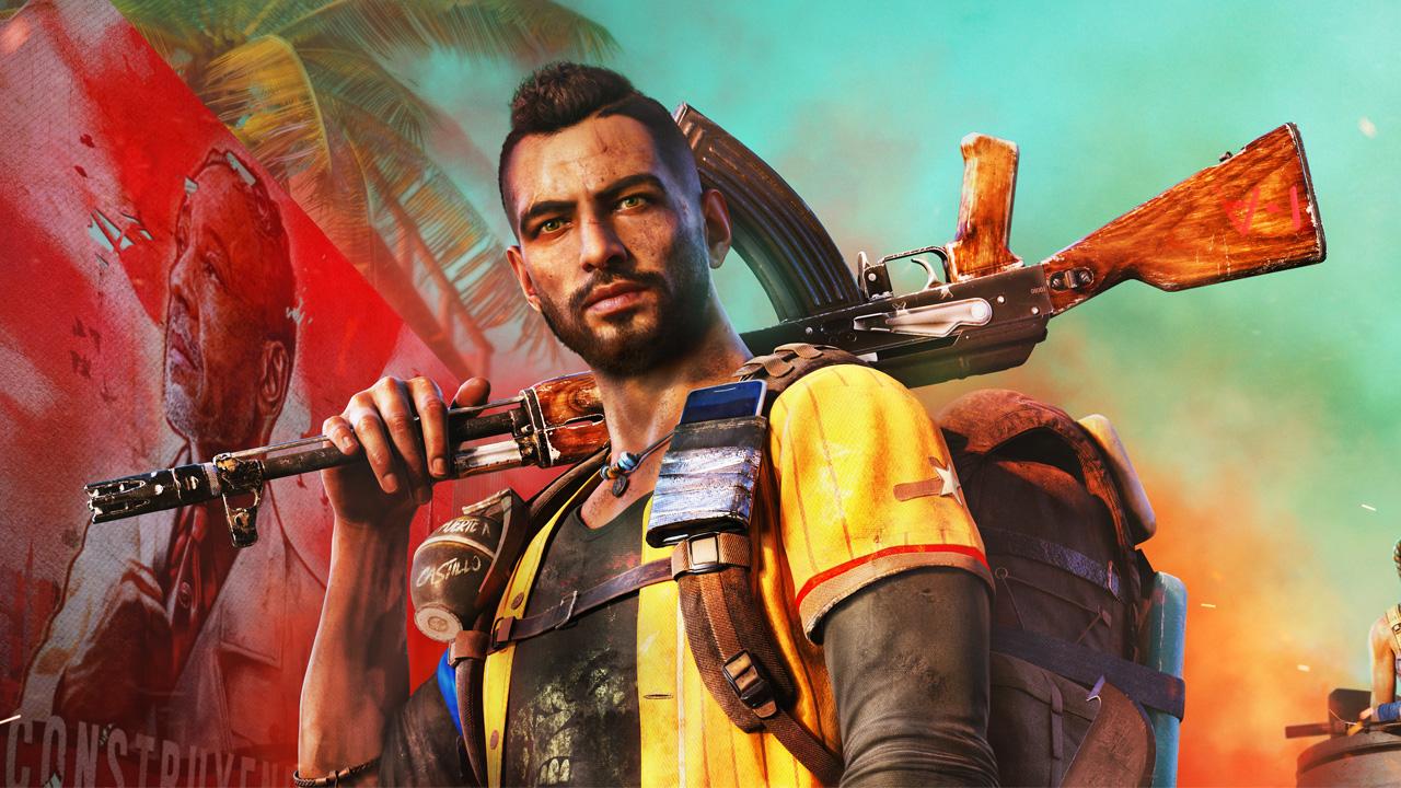AMD FSR Far Cry 6