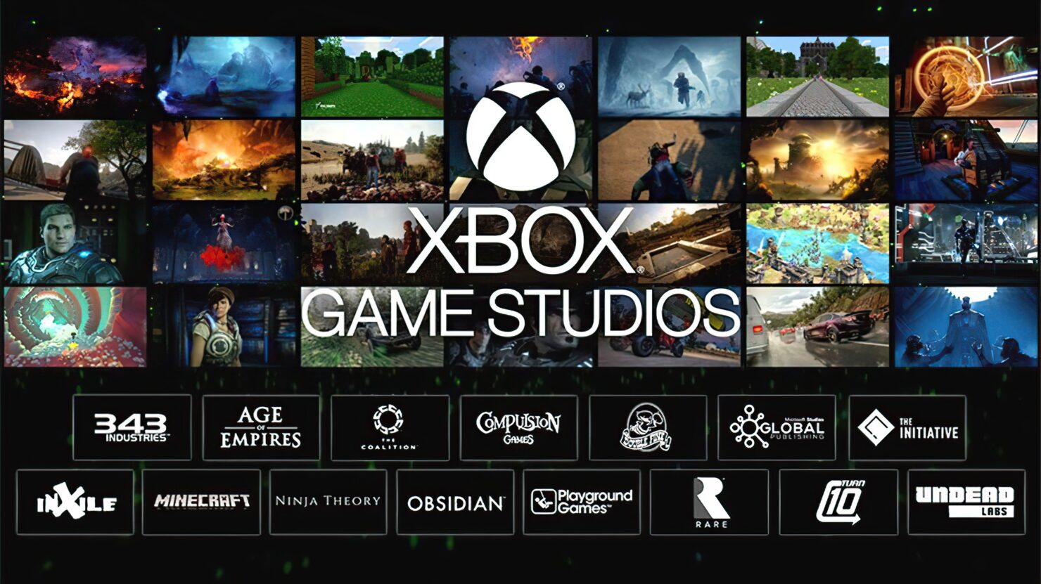 Xbox Game Studios user generated content