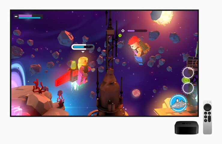 YouTube 4K at 60 FPS Video on Apple TV 4K
