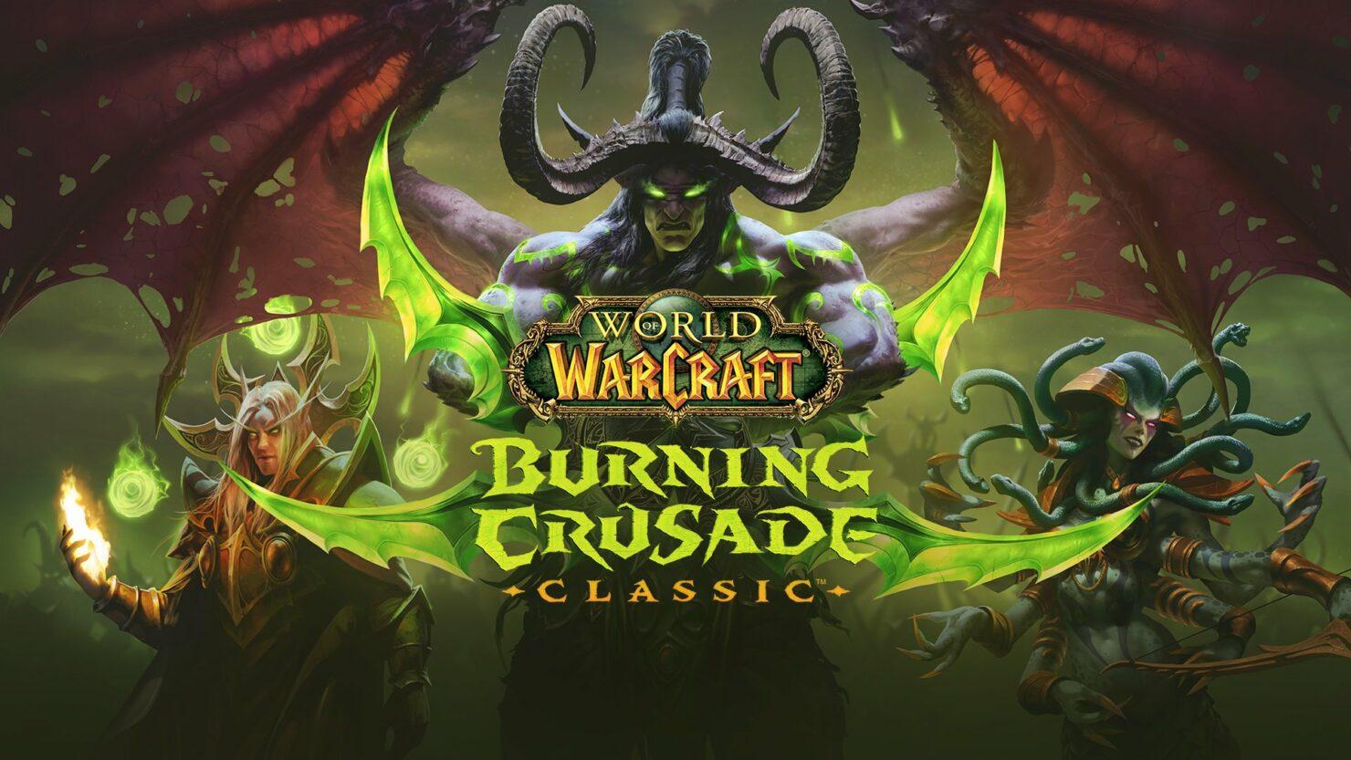 burning crusade classic pre-patch