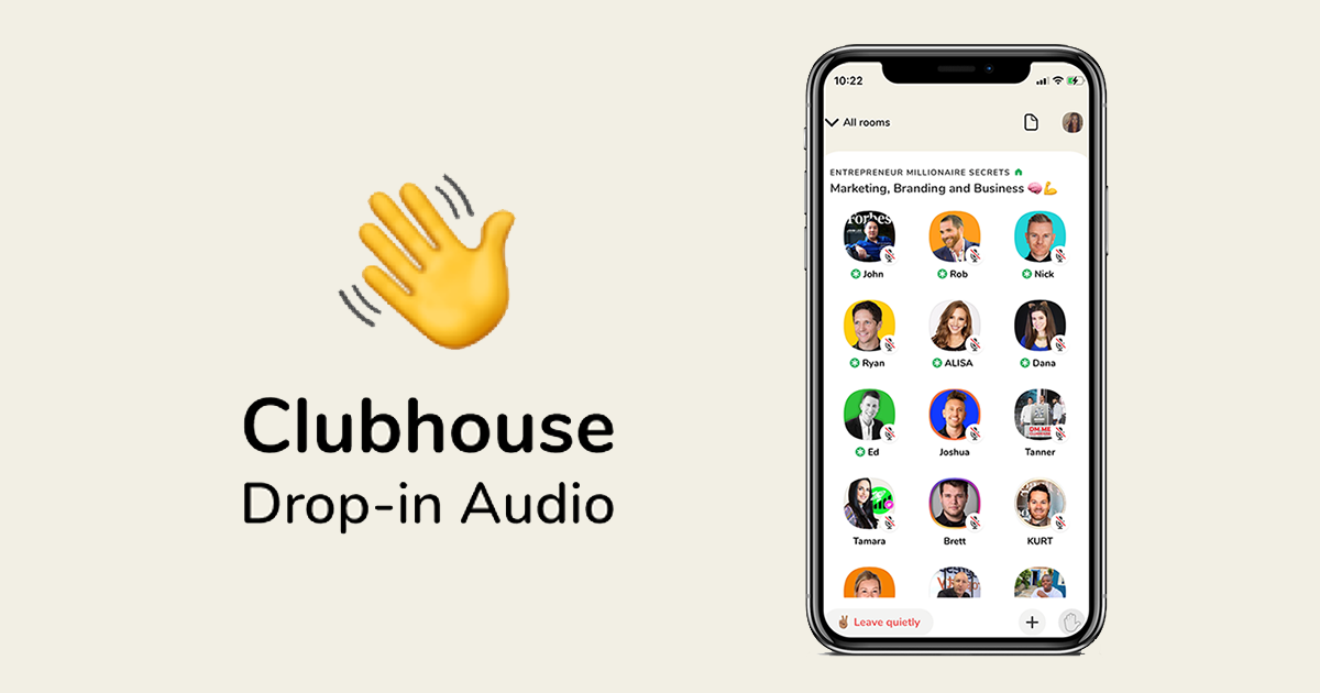 Clubhouse is Currently Testing An Android Beta App
