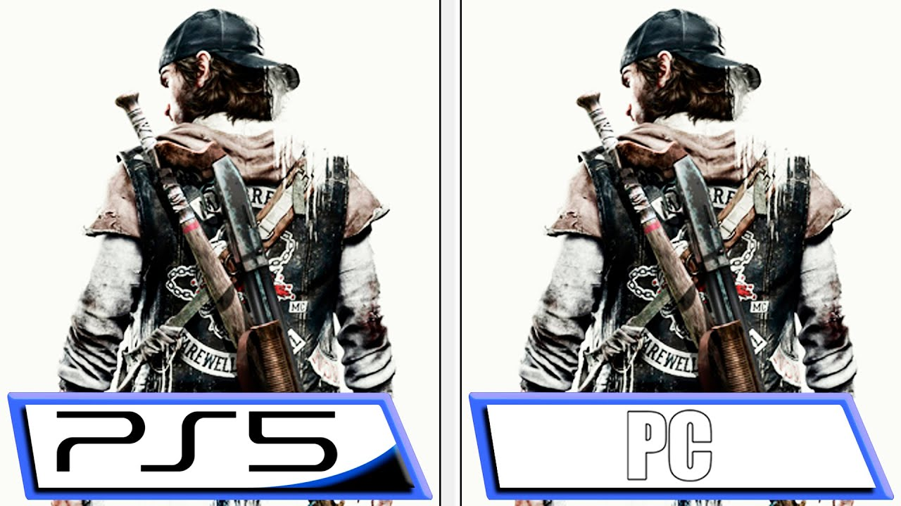 days gone pc vs ps5