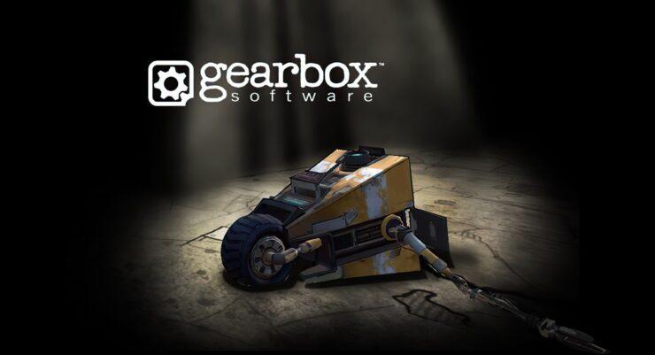 Gearbox Borderlands