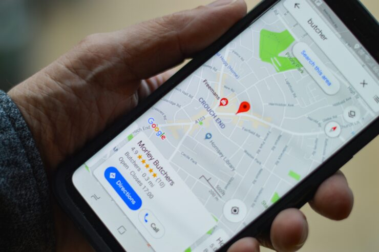Google Maps is Bringing New Eco-Friendly and Safety Features