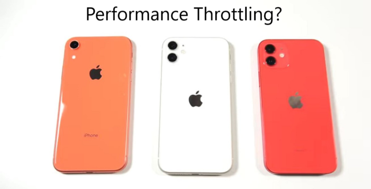 iPhone 12, iPhone 11 Performance Throttling Issue After iOS 14.5.1 Update