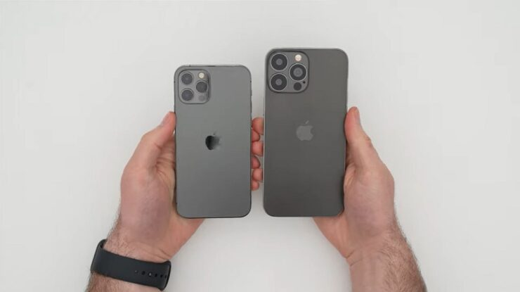 iPhone 13 Pro Max Dummy units