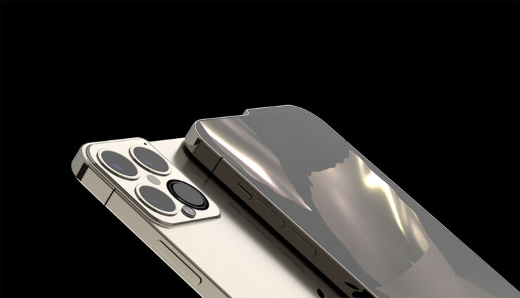 This iPhone M1 Concept Completely Changes the Notch to Give Us a Proper Full-Screen Design