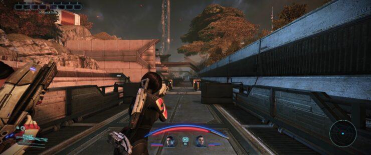 Mass Effect Legendary FoV