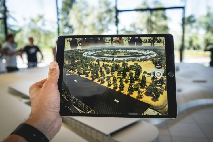 Samsung Could be Supplying OLED Panels to Apple for Next Year's iPads