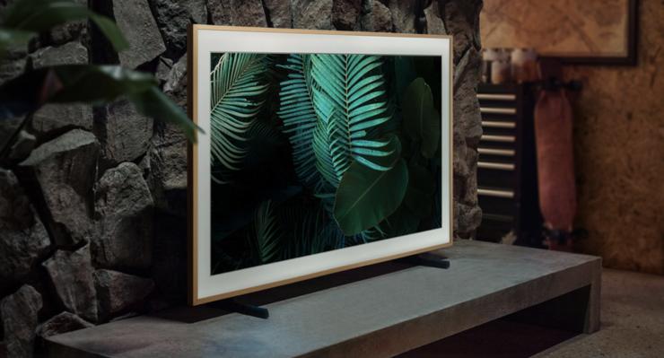 samsung frame tv 2021