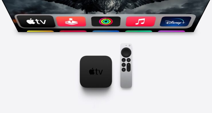 tvOS 14.6 now available for Apple TV HD and Apple TV 4K