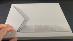 white-magic-keyboard-unboxing