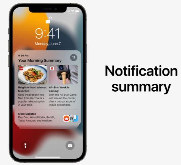 iOS 15 and iPadOS 15 Announced