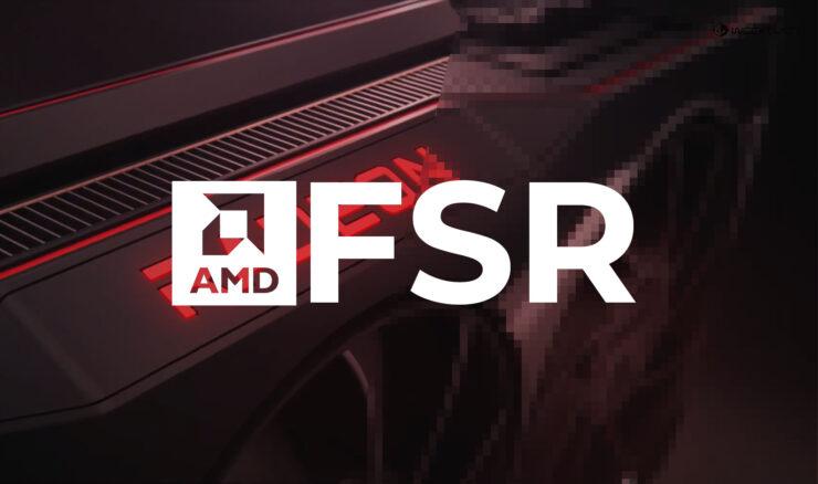 FidelityFX Super Resolution FSR