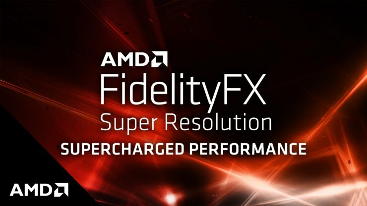 AMD FidelityFX Super Resolution Launches Radeon Adrenalin 2020 21.6.1 Driver With FSR 'FidelityFX Super Resolution' Support In Select Games