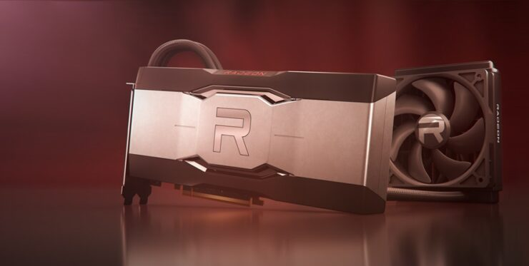 AMD Unleashes The Radeon RX 6900 XT Liquid Cooled Graphics Card, The Fastest Big Navi Yet