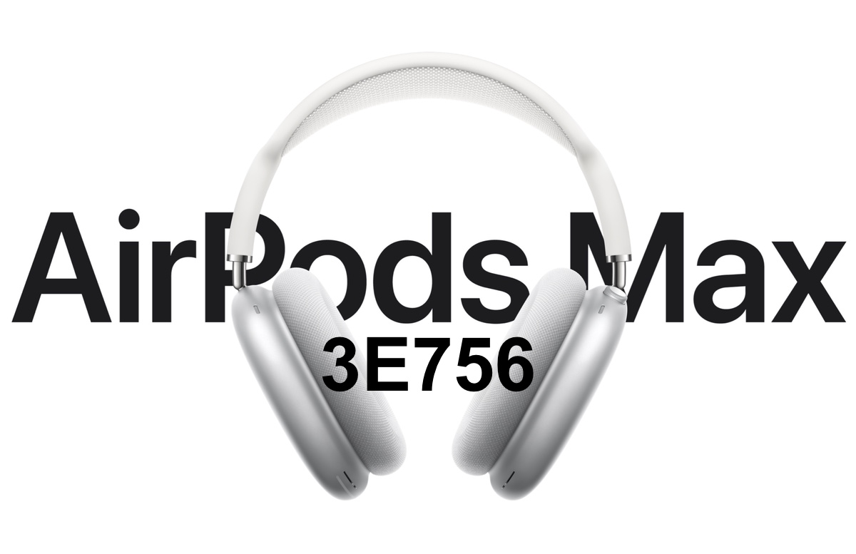AirPods Max firmware 3E756 rolling out now
