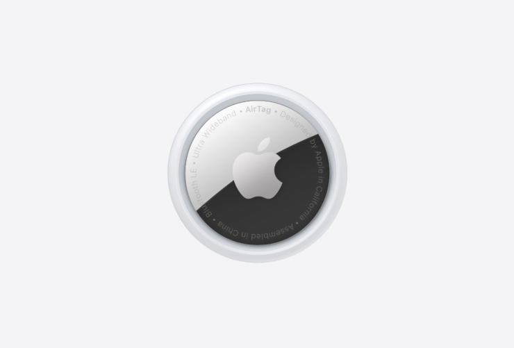 Revised Apple AirTag firmware released