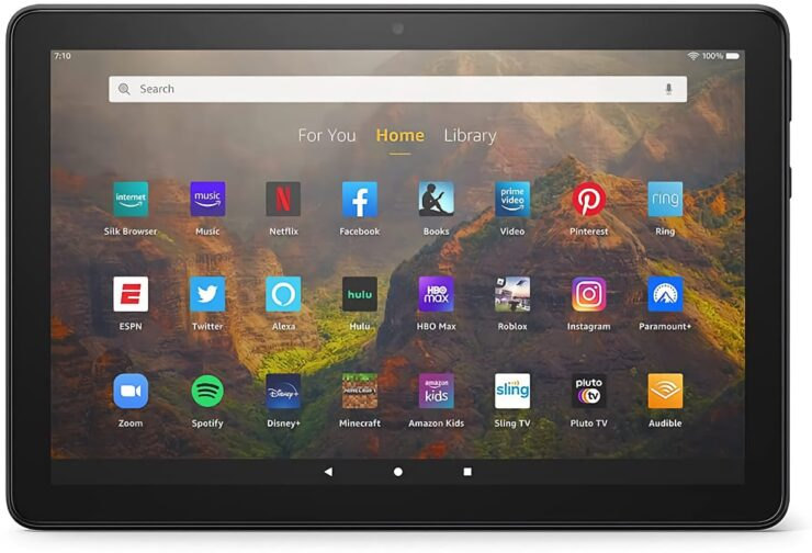 Save $70 on Fire HD 10 Tablet on Amazon Prime Day 2021