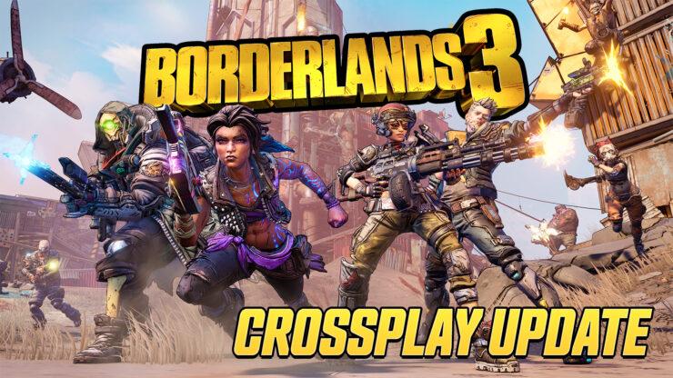 Borderlands 3 Crossplay