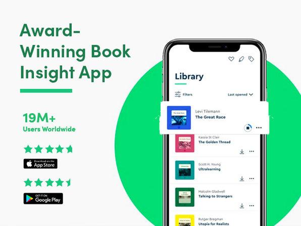 Blinkist Premium 2-Year Subscription