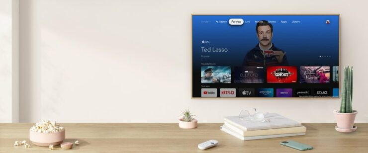 Apple TV and Apple TV Plus Finally Available on All Android TV Devices