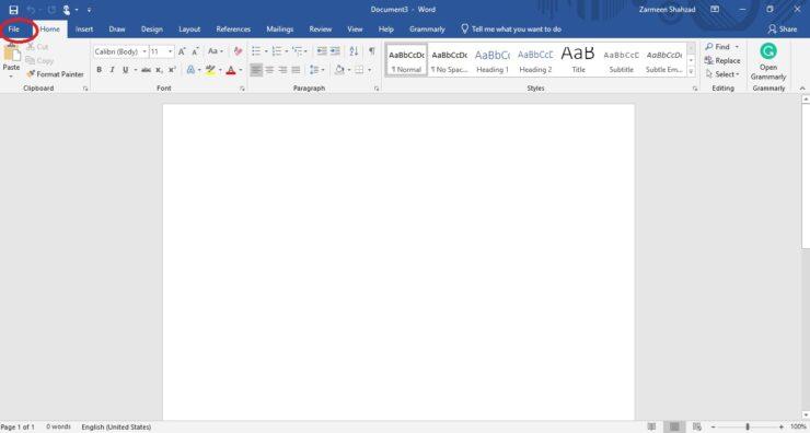 Create Custom Keyboard Shortcuts