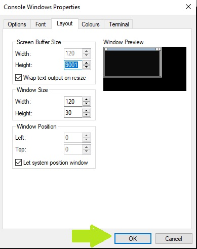 Personalize Command Prompt