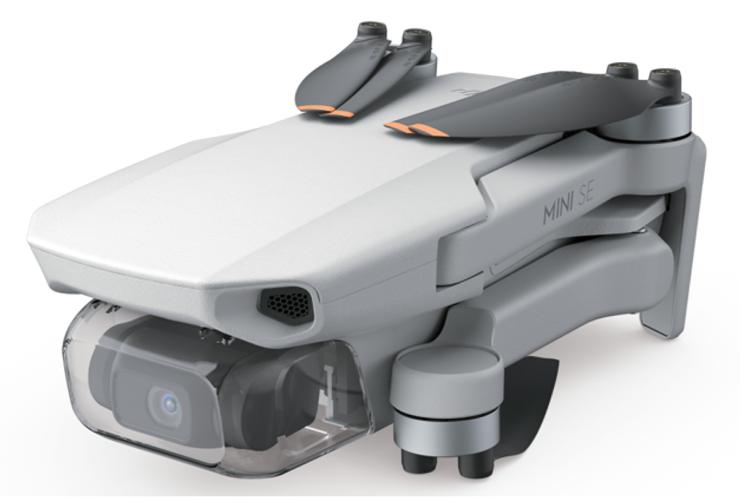DJI Mini SE drone leaks with $299 price tag