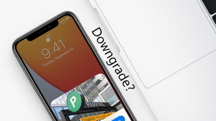 Downgrading to iOS 14.5.1 from iOS 14.6