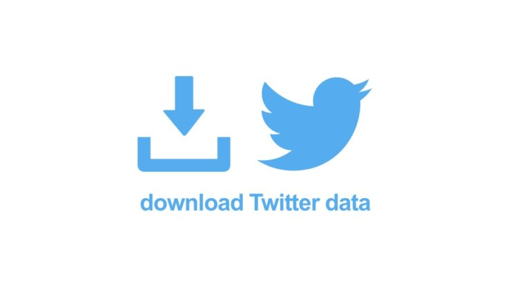 Download all your Twitter data using iPhone, iPad, Android