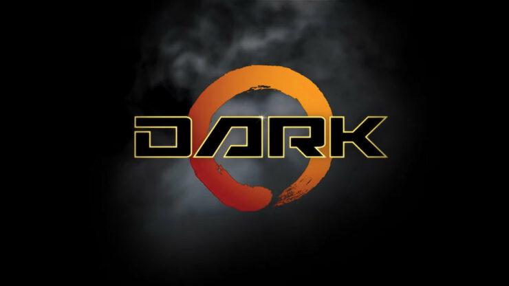 EVGA Dark AMD logo