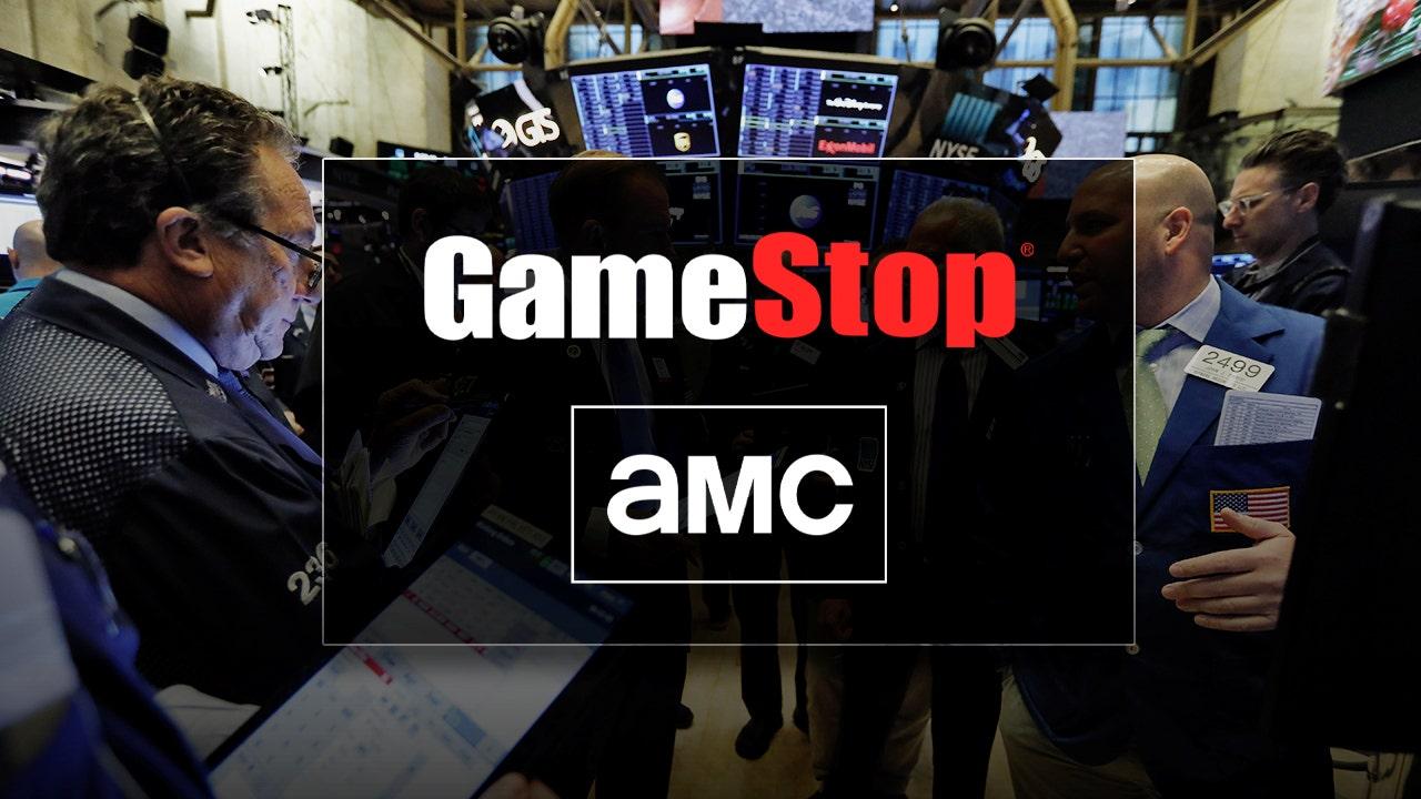 GameStop AMC