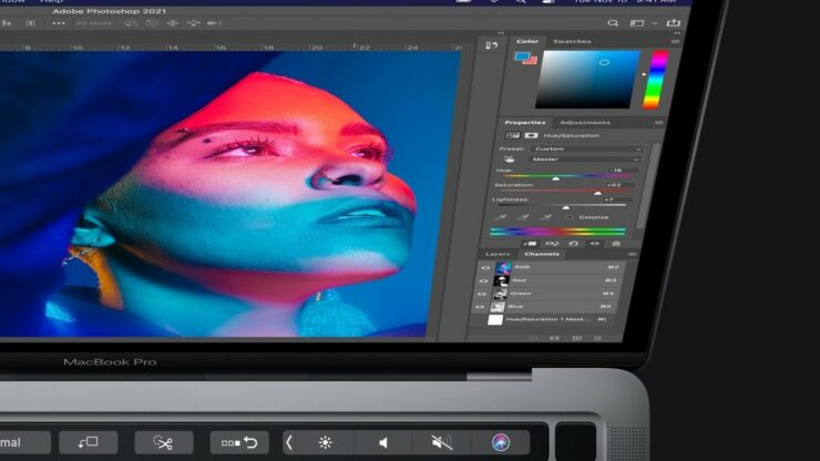 M1 Macs Obtain up to 116 Percent Higher Average Performance Than Intel Versions in Creative Cloud Apps