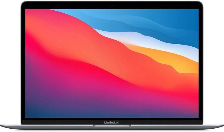 Save $100 on brand new M1 MacBook Air in Space Gray