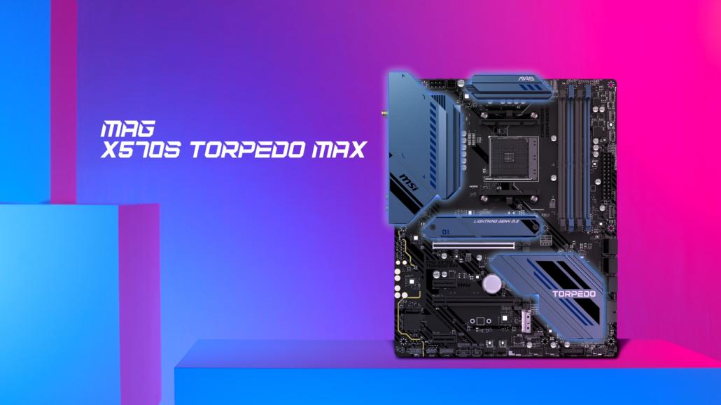 MSI MAG X570S Torpedo MAX Motherboard