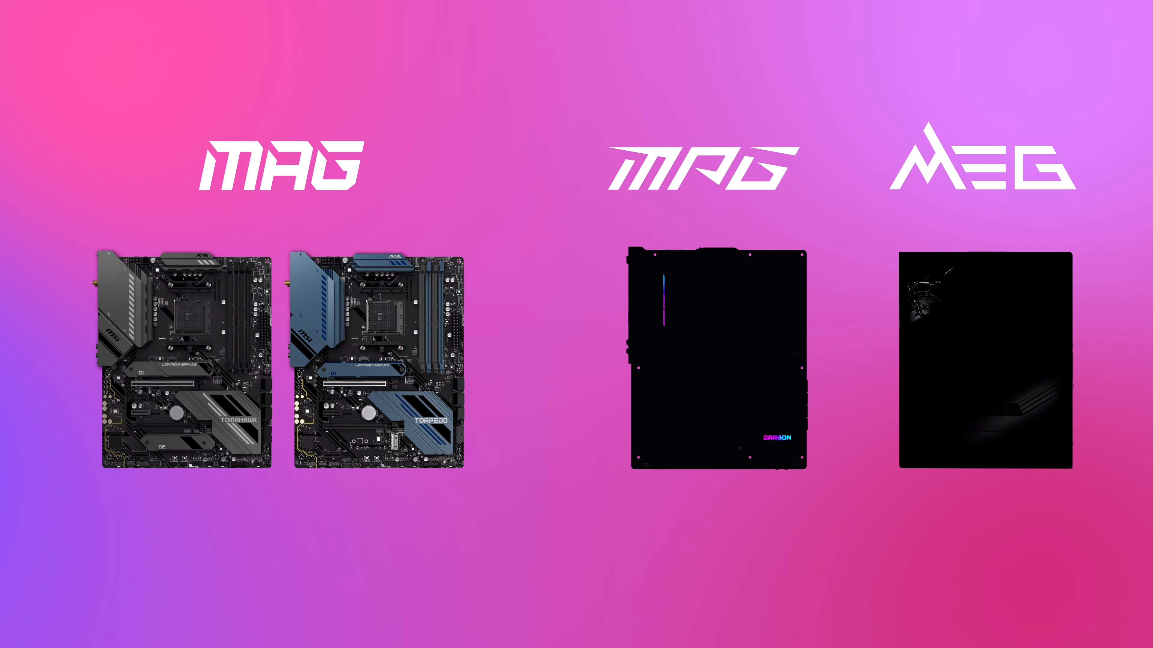 MSI Officially Unveils MAG X570S Tomahawk WiFi MAX & X570S Torpedo MAX Motherboards