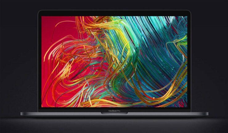 Redesigned MacBook Pro
