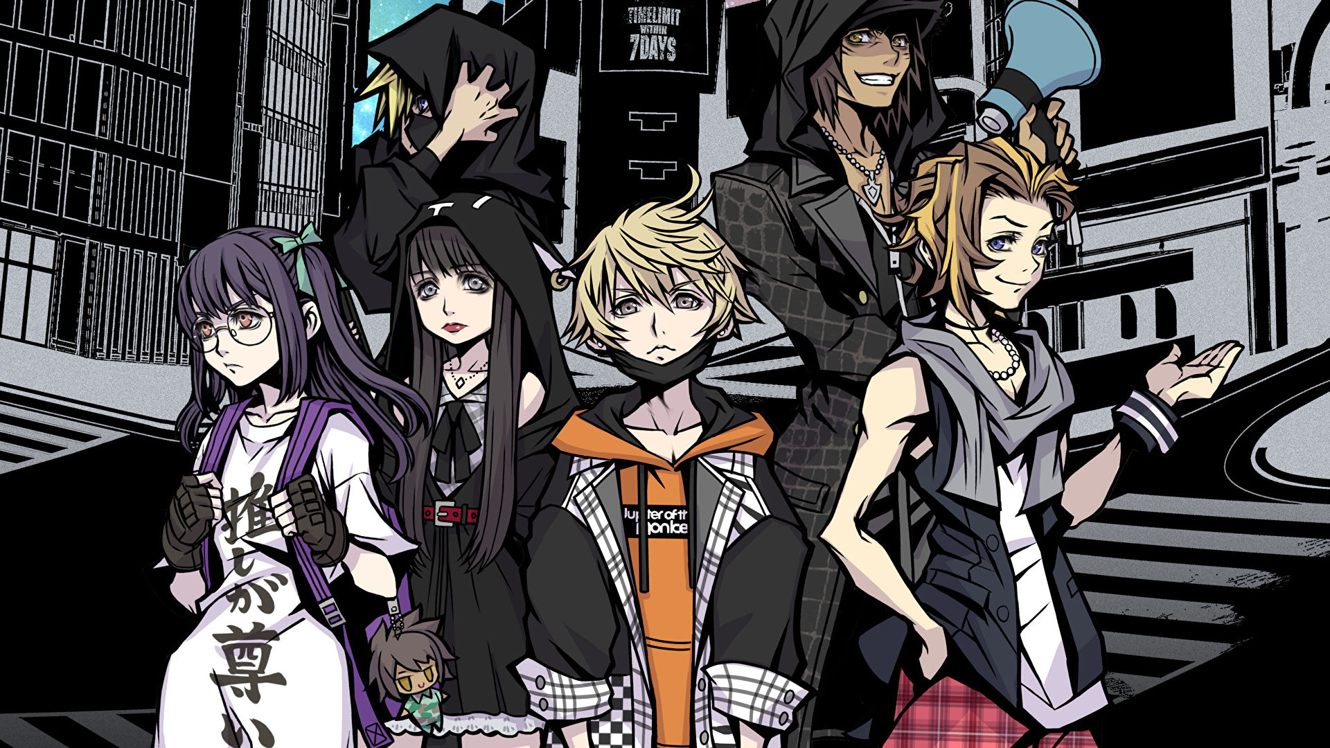 NEO: The World Ends With You Review – Pushing Horizons as Far as They'll Go One More Time