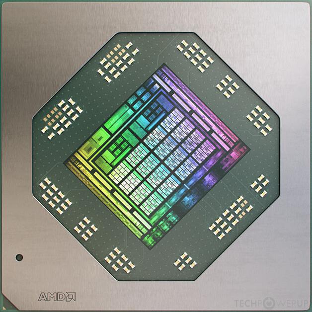AMD Navi 23 GPU