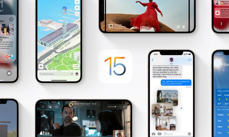 iOS 15 and iPAdOS 15 Beta 2