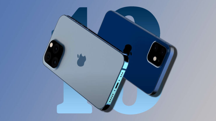 iPhone 13 1TB storage option and LiDAR on all models
