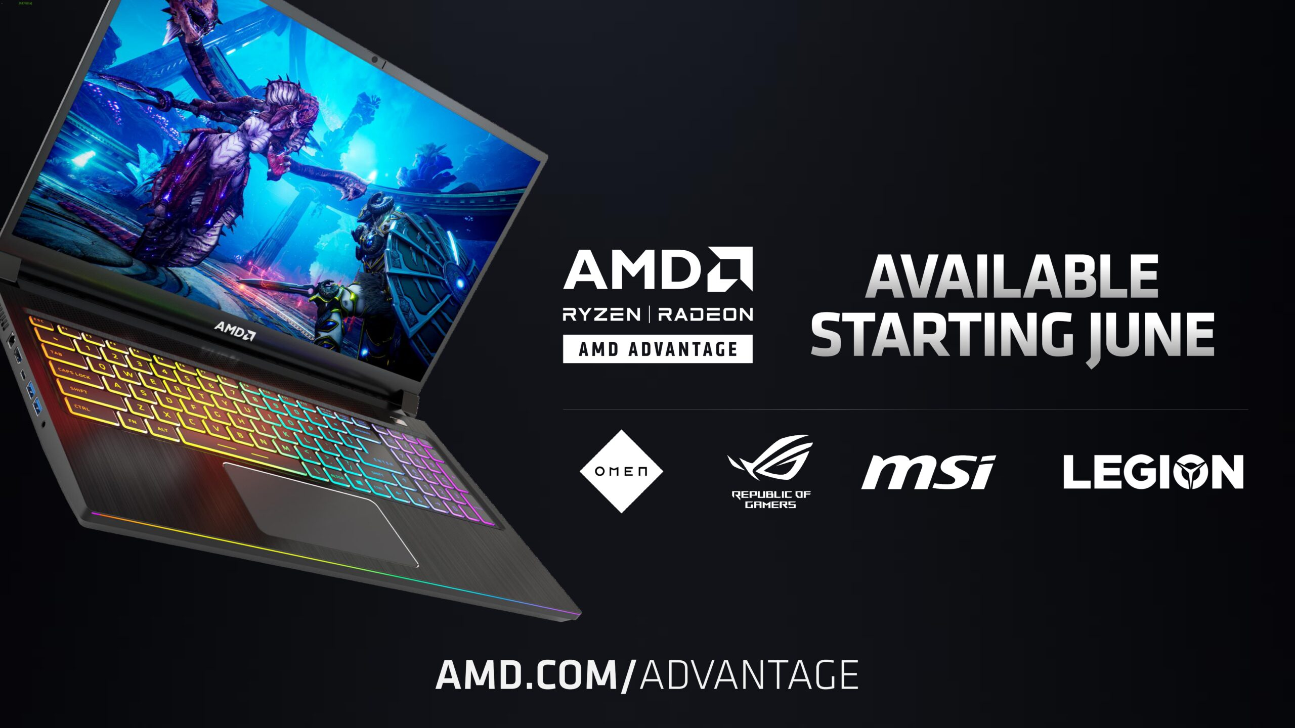AMD Radeon RX 6600M Is Spotted Inside The Lenovo Legion 5 Gaming Laptop