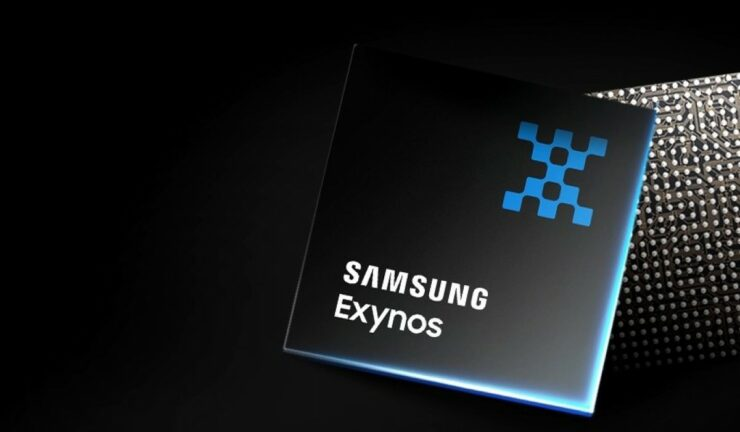 Samsung CPU and Processor