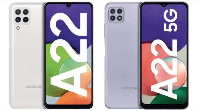 Galaxy A22 5G is an Affordable 5G Offering From Samsung That Also Brings 90Hz Display