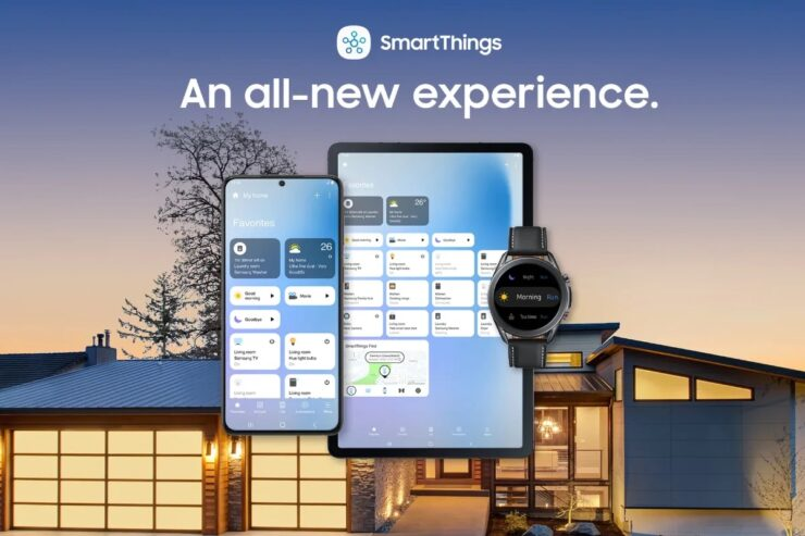 Samsung SmartThings casually rips off the Apple Home app from iPhone and iPad
